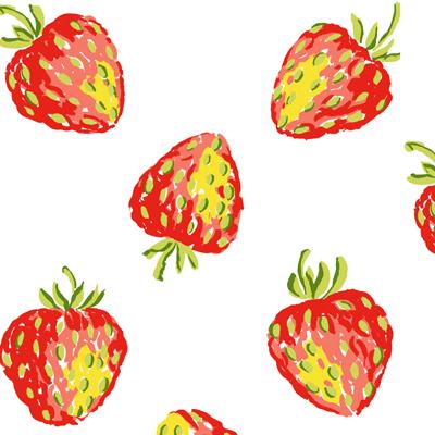 Stora jordgubbar